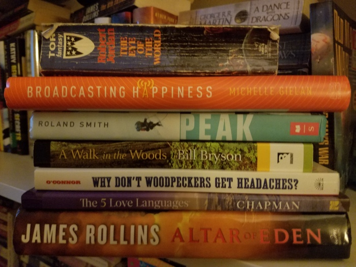 10 must read books for a variety ofages
